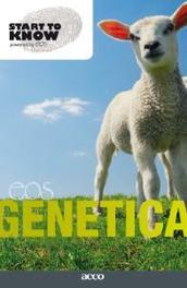 Genetica Start to Know, Dieter De Cleene, Paperback