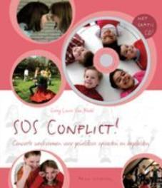SOS conflict concrete werkvormen voor geweldloos opvoeden en begeleiden, Van Bladel , Corry Laura, Hardcover