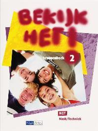 Bekijk het! Nask & Techniek: 2 Vmbo-KGT: Bronnenboek D. Brinkman, Hardcover
