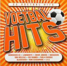 VOETBALHITS - 22 HITS W:GEBROEDERS KO/LAWINEBOYS/ZWARE JONGENS/DIKDAKKERS/+ V/A, CD