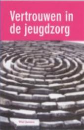 Vertrouwen in de jeugdzorg Janssen, Wiel, Paperback