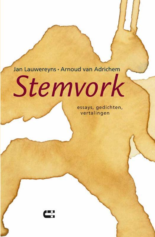 Stemvork essays, gedichten, vertalingen, Van Adrichem, Arnoud, Paperback