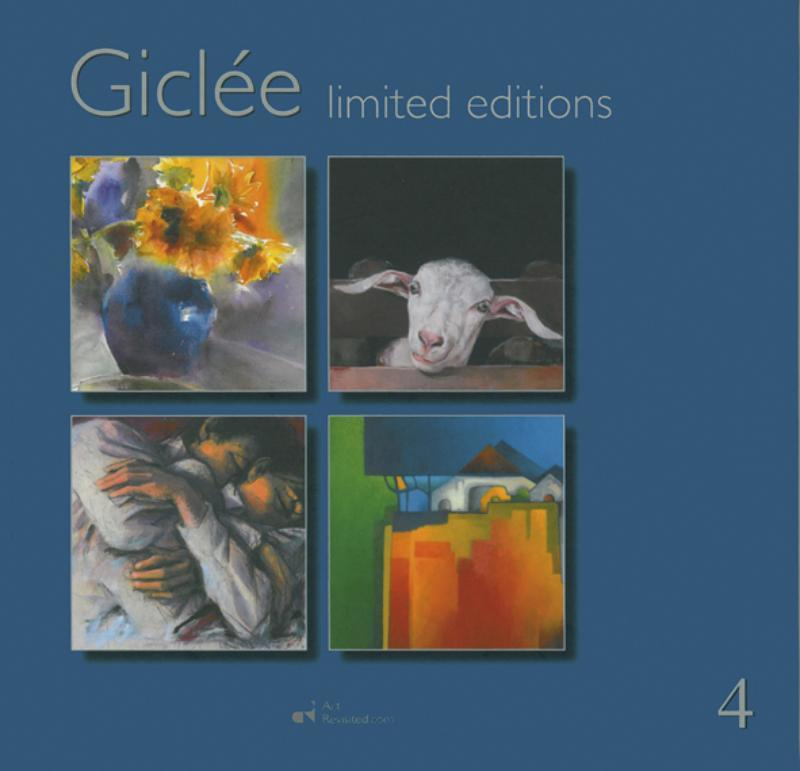 Giclée: limited editions 4 Art Revisited, Hardcover