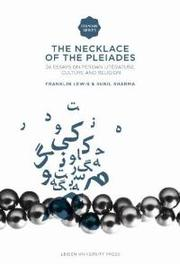 The Necklace of the Pleiades 24 Essays on Persian Literature, Culture and Religion, Paperback