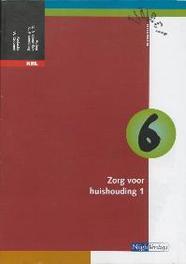KBL Katern 6 zorg voor huishouding 1 Traject Z&W, Nieboer-Kok, G., Paperback