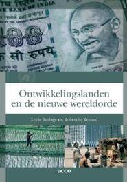 Ontwikkelingslanden en de nieuwe wereldorde Wereldvisie, Lode Berlage, onb.uitv.