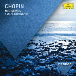 NOCTURNES DANIEL BARENBOIM F. CHOPIN, CD