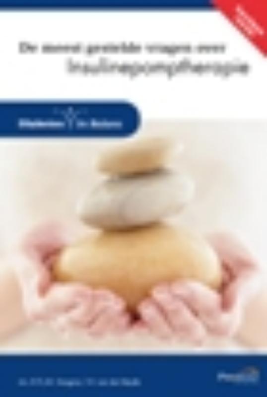 De meest gestelde vragen over insulinepomptherapie Hoogma, R.P.L.M., Paperback