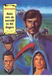Reis om de wereld in 80 dagen Verne, Jules, Paperback