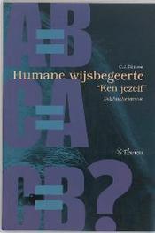 Humane wijsbegeerte Rijnvos, C.J., Paperback
