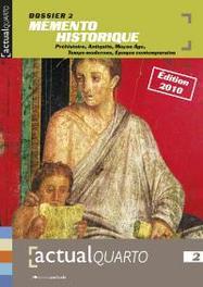 ActualQuarto 2: Mémento historique (versie 2010) Rochet, Benedicte, Hardcover