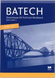 Batech katern 2: VMBO-KGT: onderbouw VO techniek werkboek A.J. Boer, Hardcover