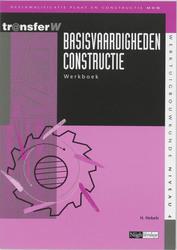 Basisvaardigheden constructie: Werkboek
