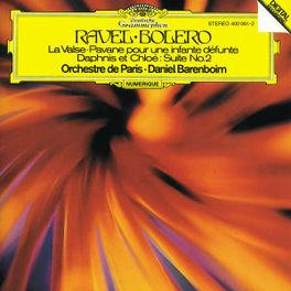 BOLERO/LA VALSE/DAPHNIS ODP/BARENBOIM Audio CD, M. RAVEL, CD