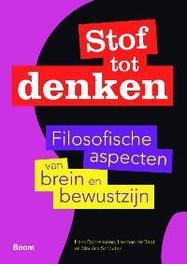 Stof tot denken filosofische aspecten van brein en bewustzijn, De Regt, Herman, Paperback