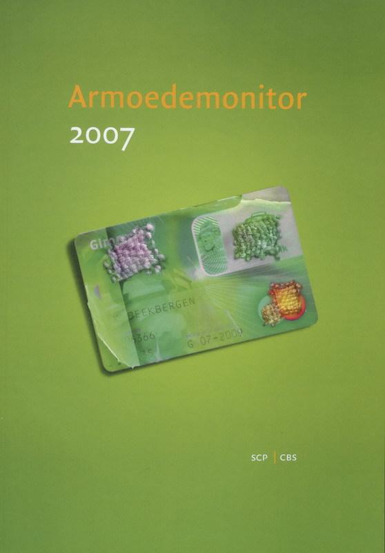 Armoedemonitor 2007 SCP-publicatie, Paperback