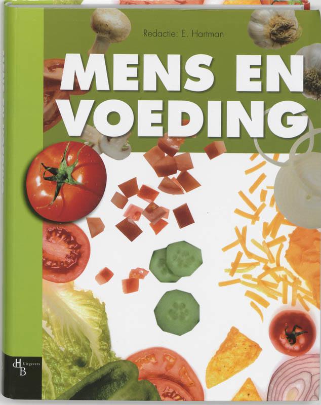 Mens en voeding Den Hartog, A.P., Hardcover