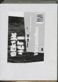 Bekijk het! Bio & Verzorging: 2 vmbo-KGT: Werkboek verzamelbox 16 t/m 30 Bekker, M., Paperback