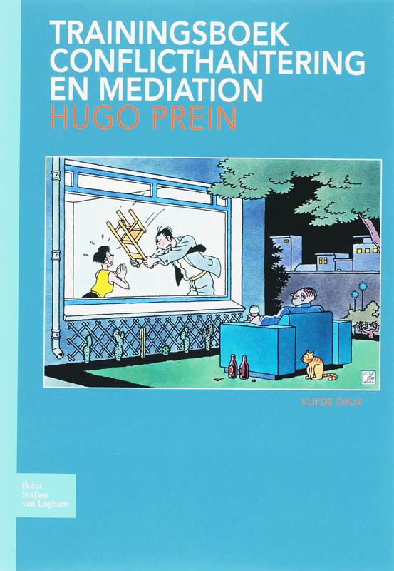 Trainingsboek conflicthantering en mediation Prein, H., Paperback