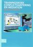 Trainingsboek conflicthantering en mediation