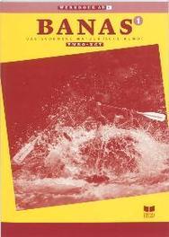 Banas: 1 Vmbo-KGT: Werkboek AB katern 1 basisvorming Natuurkunde Scheikunde : let op: er is ook een katern 2 met ISBN 9041504826, J.LM. Crommentuijn, Paperback