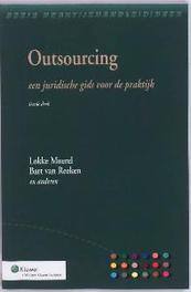 Outsourcing een juridische gids voor de praktijk, L. Moerel, Paperback