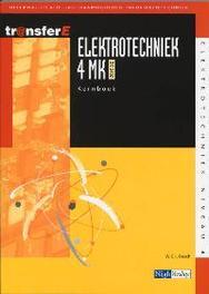 Elektrotechniek: 4MK-DK3402: Kernboek TransferE, Bosch, W.C.J., Paperback