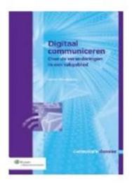 Digitaal Communiceren over de veranderingen in een vakgebied, Waardenburg, Marten, Paperback