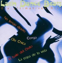 LATIN DANCE BEATS FAMOUS LATIN HITS WITH DANCE BEATS V/A, CD
