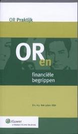 OR en financiële begrippen alle begrippen op een rij, Latten, R.K.J.M., Paperback