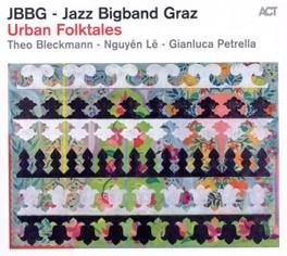 URBAN FOLKTALES JAZZ BIGBAND GRAZ JBBG, CD