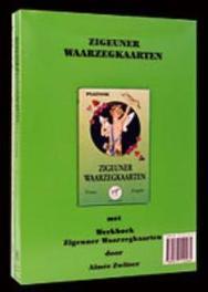 Zigeuner Lenormand waarzegkaarten set A. Zwitser, Paperback