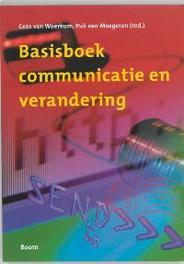 Basisboek communicatie en verandering P. van Meegeren, Paperback