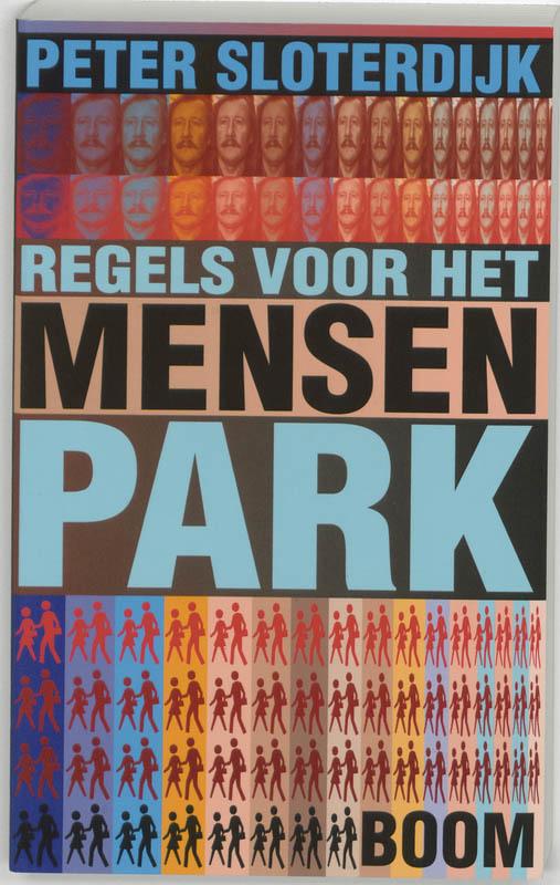 Regels voor het mensenpark kroniek van een debat, Assheuer, Thomas, Paperback