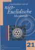 Geschiedenis van de niet-Euclidische Meetkunde
