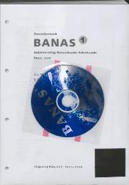 Banas: 1 Havo-vwo: Docentenboek basisvorming Natuurkunde Scheikunde, Crommentuijn, J.L.M., Losbladig