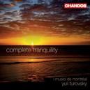 COMPLETE TRANQUILITY Y. TUROVSKY//WORKS BY VIVALDI/PERGOLESI/BACH