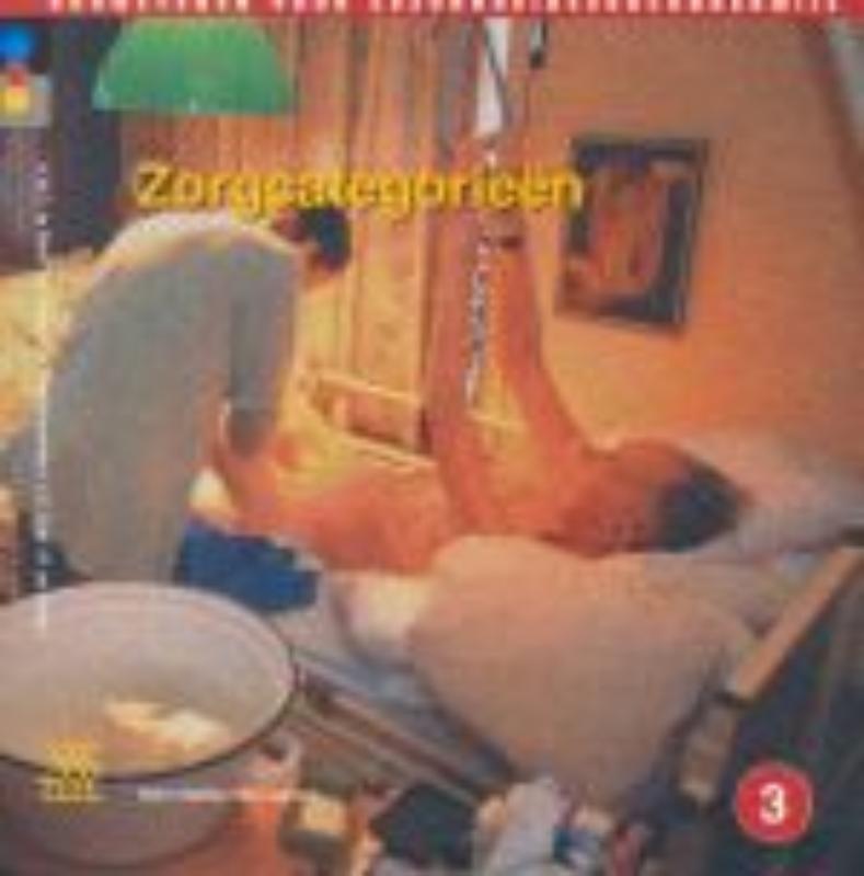 Zorgcategorieen Bouwstenen gezondheidszorgonderwijs, Riet, H.M.C. te, Paperback