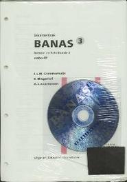 Banas: 3 Natuur-en Scheikunde 2: Docentenboek vmbo-GT, J.L.M. Crommentuijn, Paperback