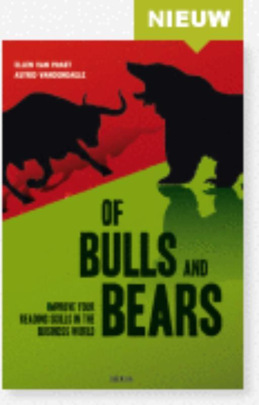 Of bulls and bears improve your reading skills in the business world, Vandendaele, Astrid, onb.uitv.