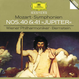 SYMPHONY NO.40 AND 41 -WIENER PHILHARMONIC/LEONARD BERNSTEIN Audio CD, W.A. MOZART, CD