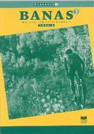 Banas: 3 Vmbo-B: Werkboek 2 Natuur- en Scheikunde 1, Crommentuijn, J.L.M., Paperback