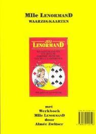 Lenormand waarzegkaarten set: originele uitvoering A. Lenormand, Paperback