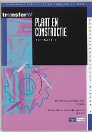 Plaat en constructie: 1: Kernboek TransferW, H. Hebels, Paperback