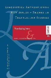 TRANSLATING IRONY Paperback