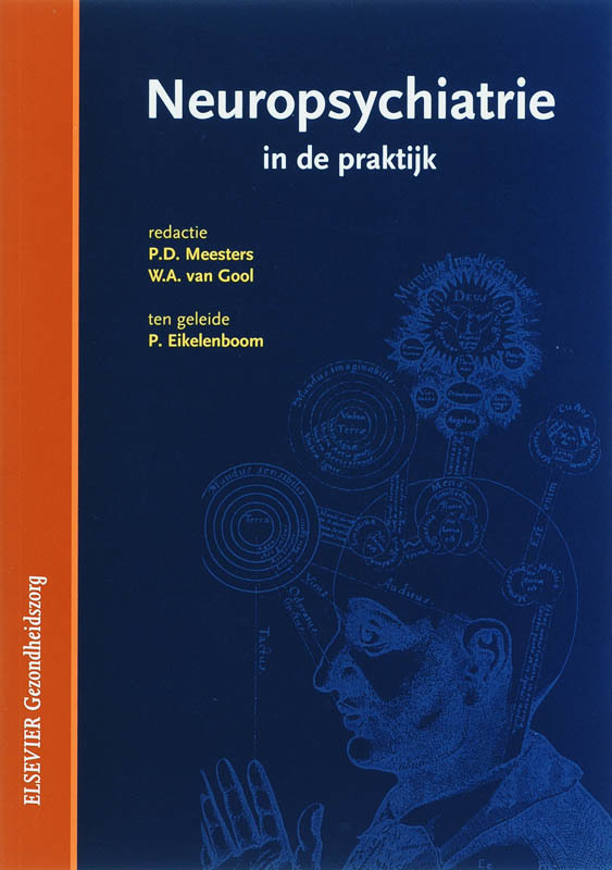 Neuropsychiatrie in de praktijk G.J. Biessels, Paperback