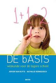 De basis wiskunde voor de lagere school, Van Hijfte, Jeroen, Paperback