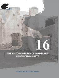 The Historiography of Landscape Research on Crete