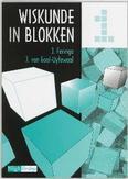 Wiskunde in blokken: 1
