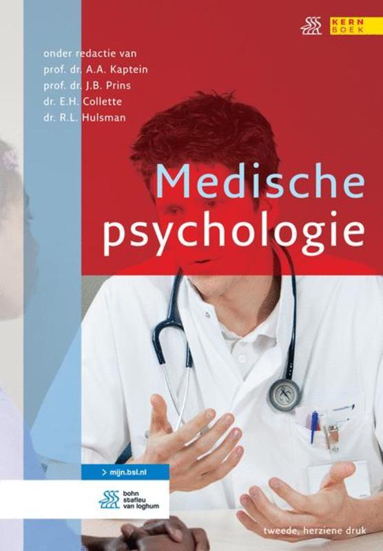 Medische psychologie Kaptein, A.A., Paperback